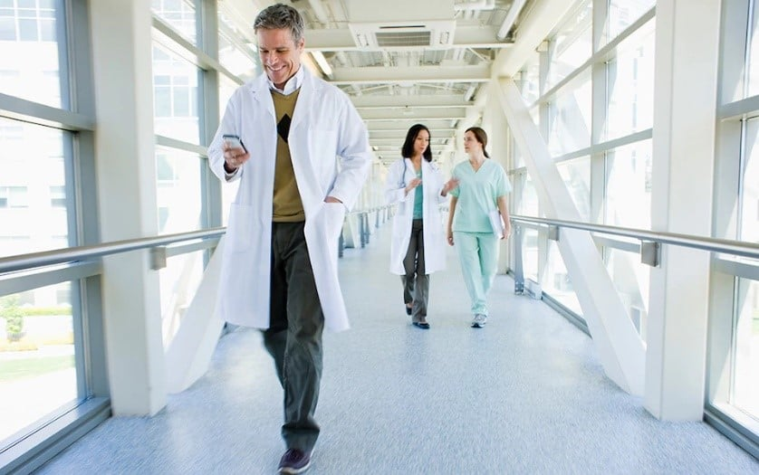 Making Hospitals More Secure